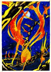 Serpent Mother by Koshou