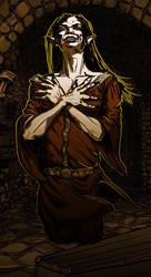 Vampire prince by zelldweller