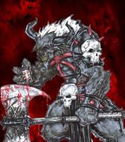 The Slayer Sabbath by ChrisOzFulton