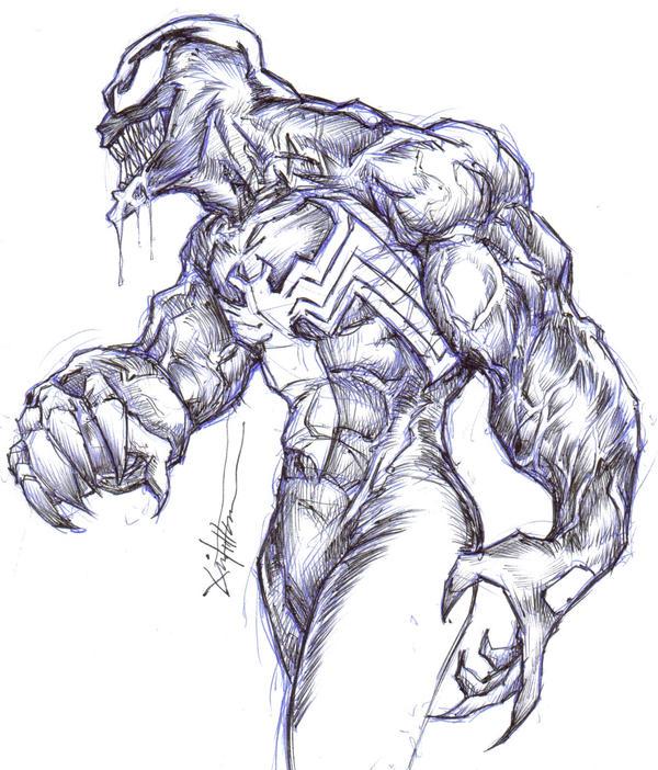 Venom by ChrisOzFulton on DeviantArt