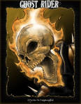 Ghost Rider- a PsychOz collab by ChrisOzFulton