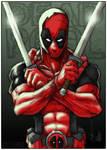 Deadpool- a PsychOz collab by ChrisOzFulton