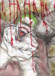 Joker-Arkham madness