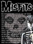 Misfits Skull Lyrics