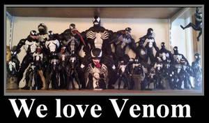 We love Venom
