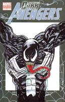 Venom sketch cover 2 by ChrisOzFulton