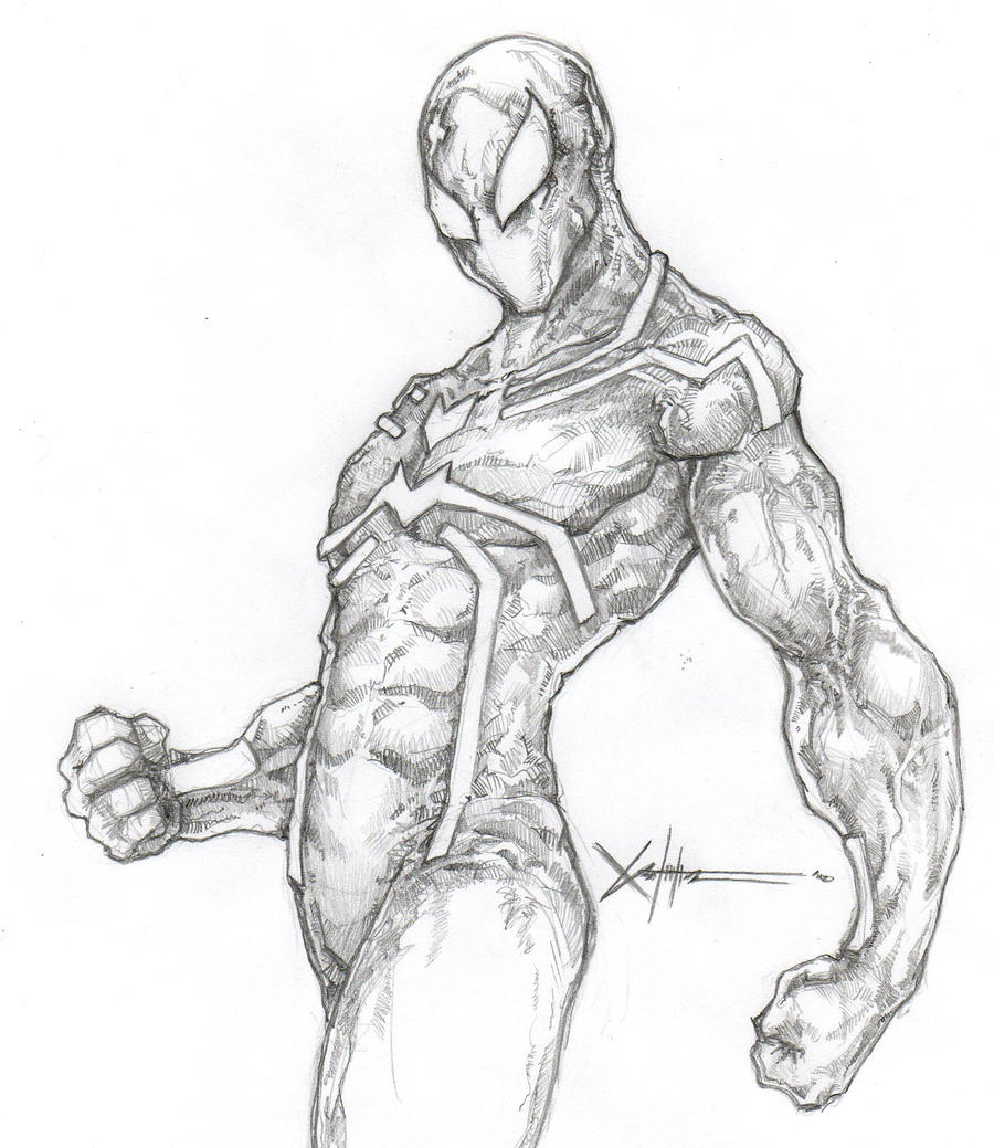 Spider-man big time by ChrisOzFulton on DeviantArt