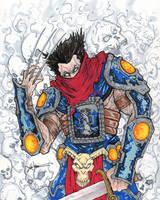 Wolverine Horsemen of Death by ChrisOzFulton