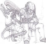 Alien Tattoo Predator ATP