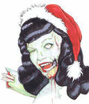 Zombie Bettie Page