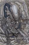 Xenomorph alien color
