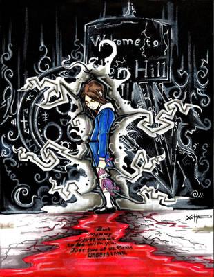Alessa Silent Hill by ChrisOzFulton