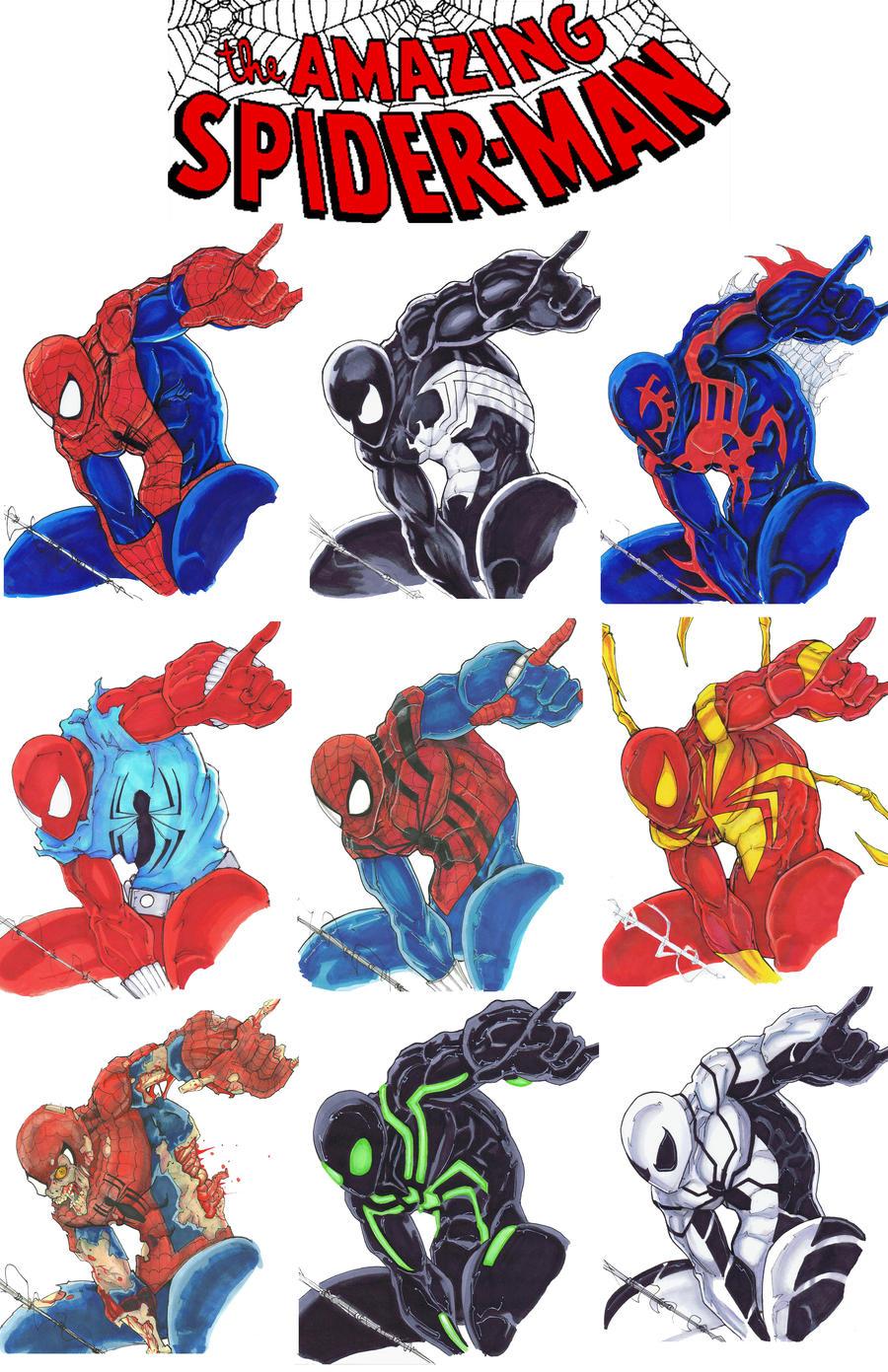 Spider-man Costume by ChrisOzFulton on DeviantArt