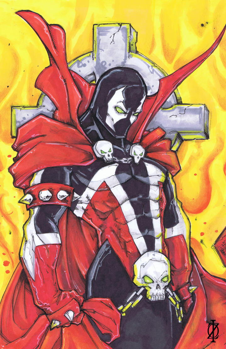 Spawn by ChrisOzFulton