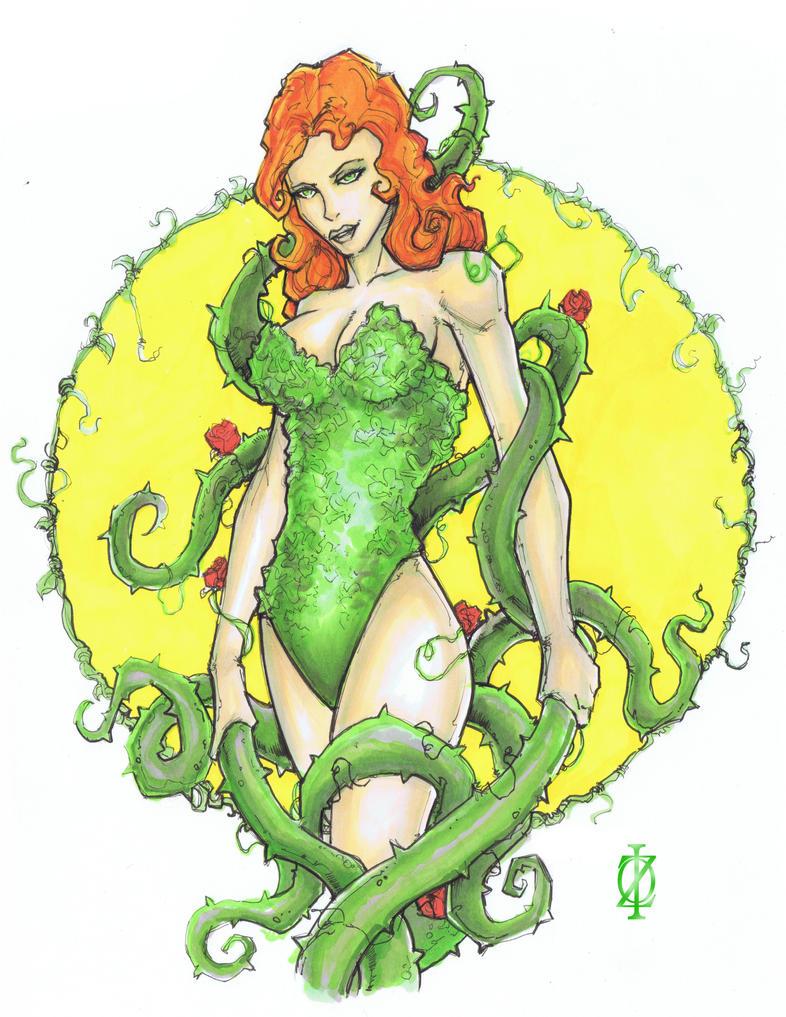 Poison Ivy by ChrisOzFulton