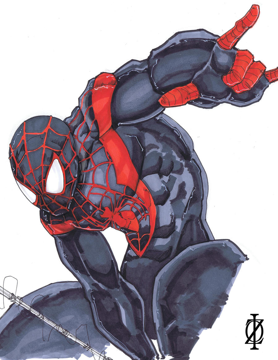 Ultimate Spider-man Mi...