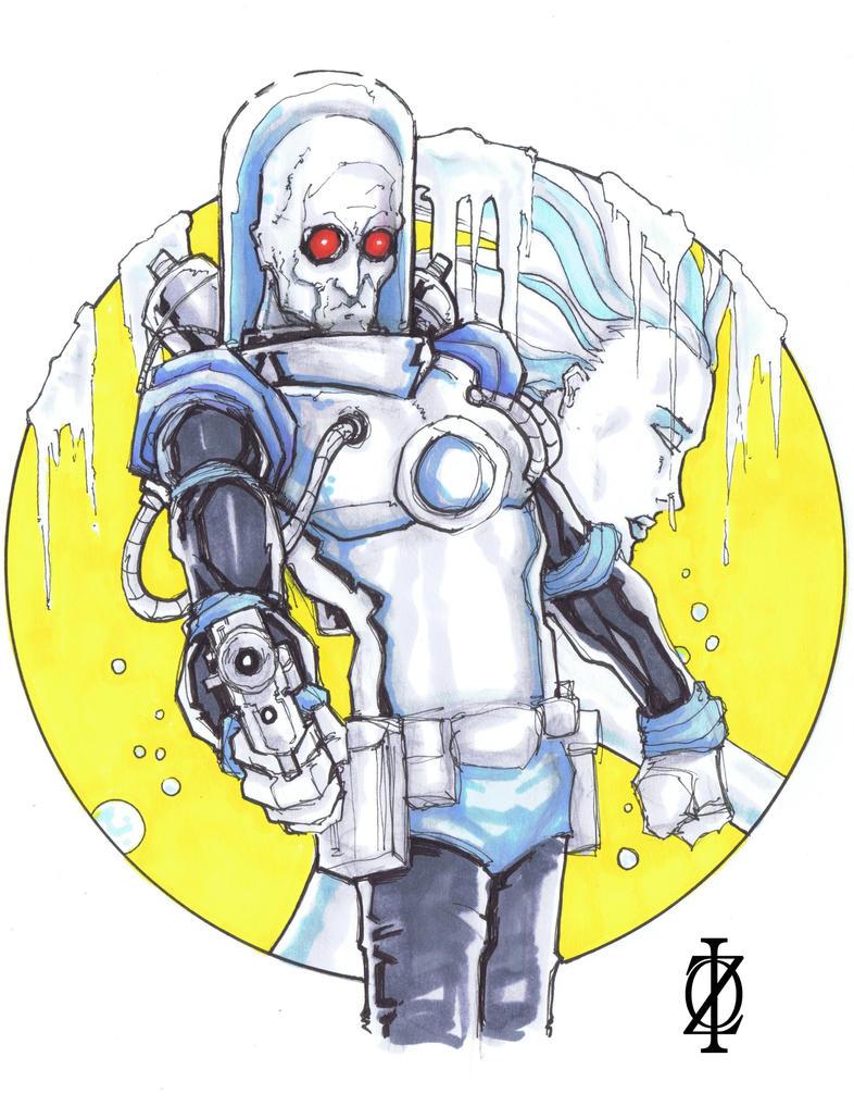 Mr. Freeze by ChrisOzFulton