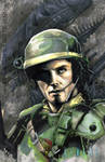 Corporal Hicks Aliens