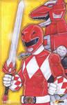 Red Power Ranger Austin St. John
