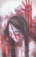Endless Sadness Of A Child's Broken heart by ChrisOzFulton