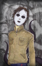 Masky Creepypasta by ChrisOzFulton