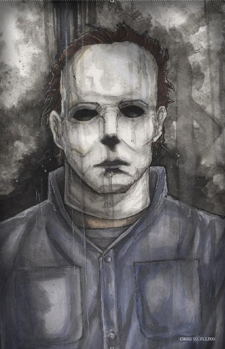 Michael Myers Halloween by ChrisOzFulton on DeviantArt
