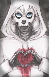 Hobo Hand Heart