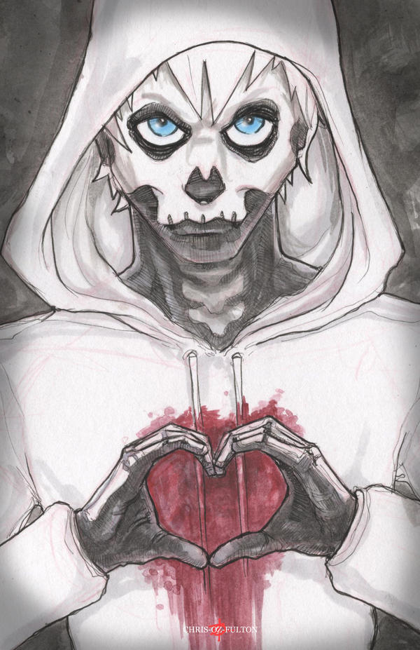 Hobo Hand Heart by ChrisOzFulton