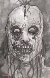 Bloody Face American Horror Story Asylum by ChrisOzFulton