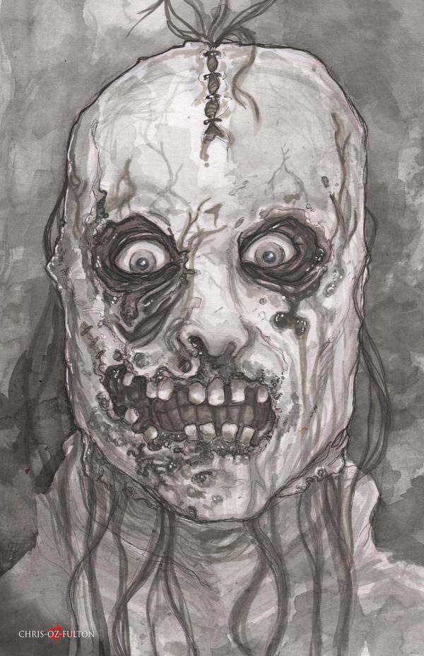 Bloody Face American Horror Story Asylum By ChrisOzFulton On DeviantArt