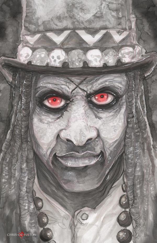 Papa Legba American Horror Story Coven by ChrisOzFulton