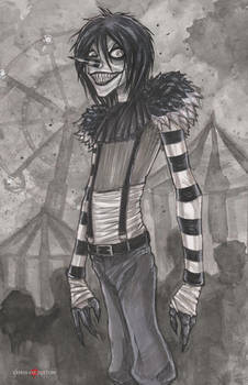 Laughing Jack Creepypasta