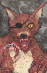 Five Nights At Freddy's Foxy