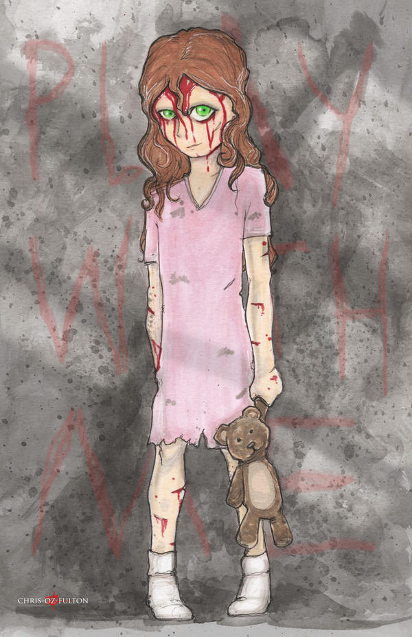 Sally Play With Me Creepypasta by ChrisOzFulton