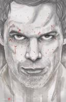 Dexter Spatter by ChrisOzFulton