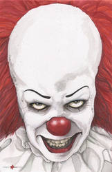 Pennywise The Clown It Stephen King