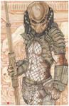 Predator 2 City Hunter Yautja