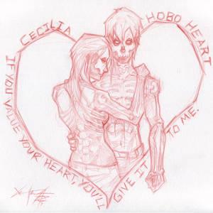Hobo Heart and Cecilia