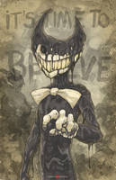 Bendy And The Ink Machine Demon