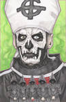 The Band Ghost Papa Emeritus 1