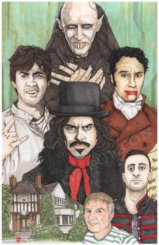 What We Do In The Shadows Jemaine Clement