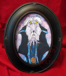 The Secret Of Nimh Nicodemus by ChrisOzFulton