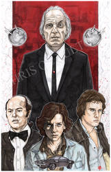 Phantasm Horror Movie Tall Man