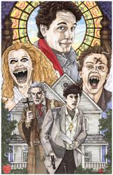 Fright Night 1984 Horror Movie