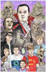 Monster Squad 1987 Horror Movie