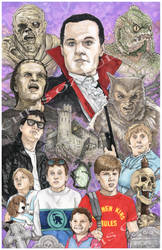 Monster Squad 1987 Horror Movie