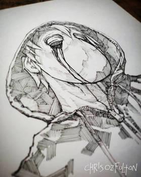 Eyeless Jack Creepypasta Art