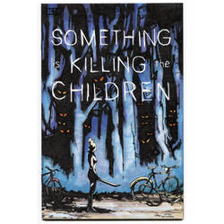 Something Is Killing The Children 1a Sketch Cover