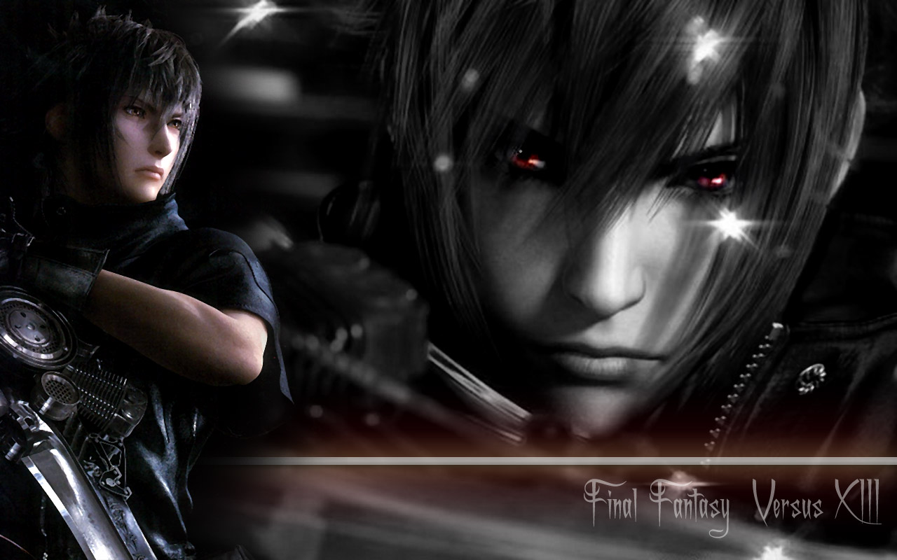 Final Fantasy Versus XIII by Yamakara