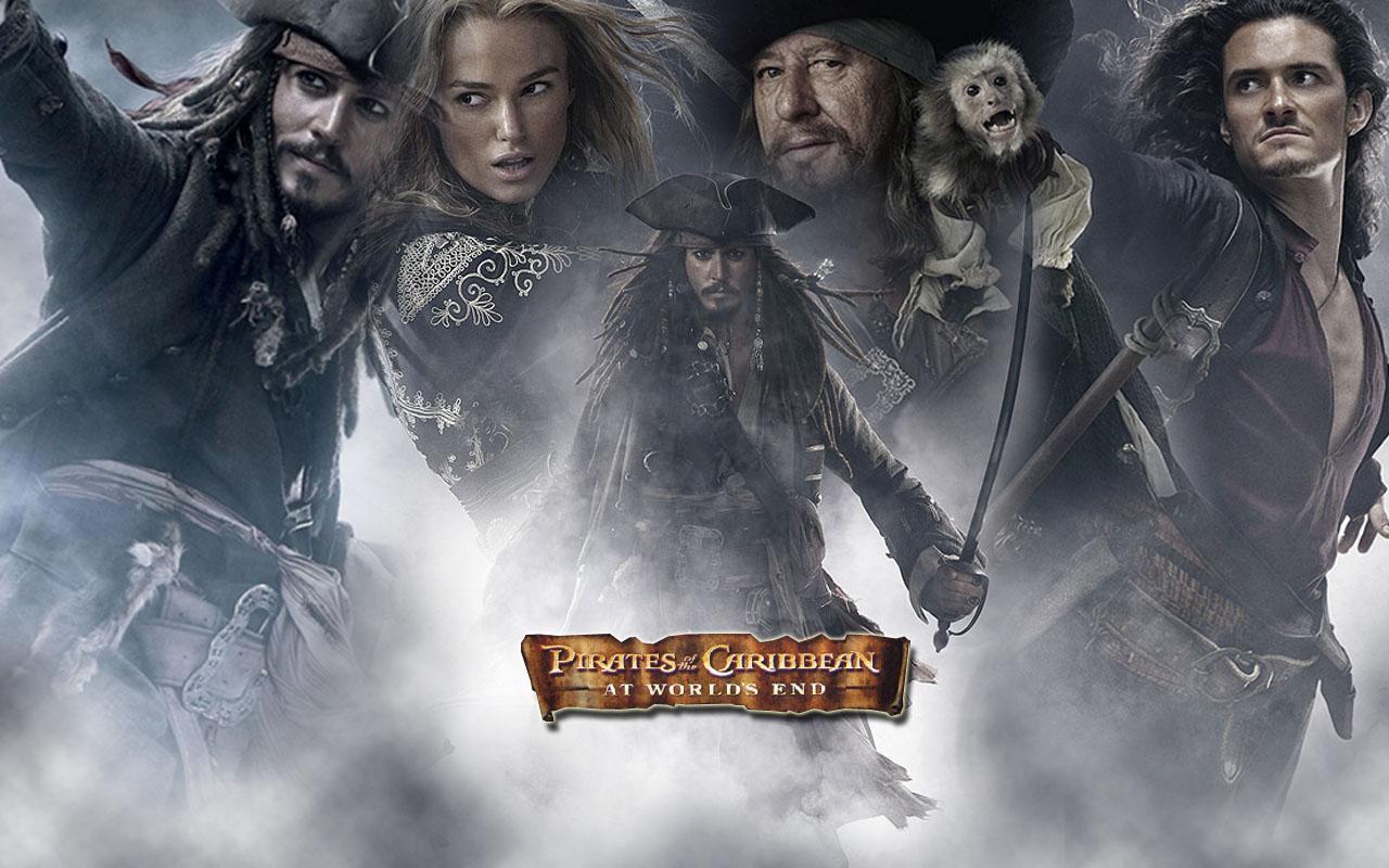 Pirates Des Caraibes Wallpaper By Yamakara On Deviantart